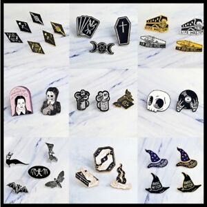 Miss-Zoe-2-7pcs-set-Punk-Dark-Black-Brooches-Badges-For-Lapel-Enamel-Pin-Gothic