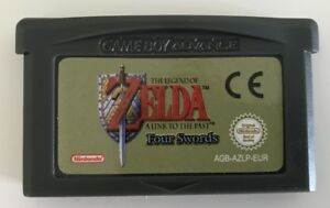 Jeu-The-Legend-of-Zelda-A-Link-To-The-Past-Four-Swords-Nintendo-Game-Boy-Advance