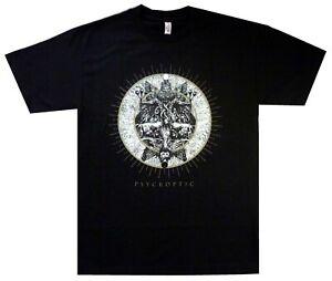 Psycroptic-Circle-Of-The-Lie-Black-Shirt-S-XL-Officl-Tshirt-Death-Metal-T-Shirt