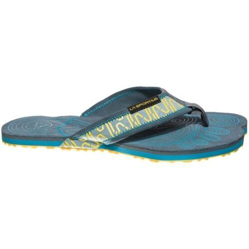 La sportiva Swing Slate//Tropic Blue 18A903614// Mountain Footwear Men/'s Sandals