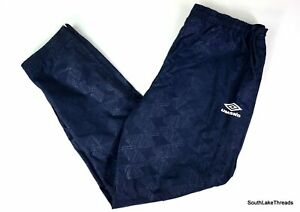 umbro all over print joggers