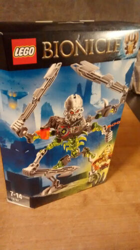 LEGO BIONICLE figure e accessori OVP NUOVO