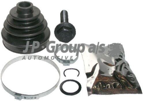 Faltenbalgsatz Antriebswelle JP GROUP 1143600610 für AUDI VW vorne radseitig 3B2