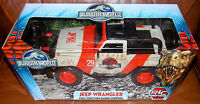 Jurassic World Jeep Wrangler Remote Control Vehicle Jurassic Park Jada Rc Toys