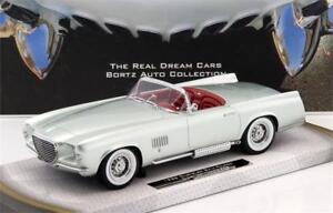 1955 Chrysler Ghia Faucon En 1:18 Echelle Par Minichamps 107143030