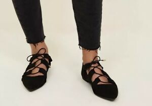 new look black dolly shoes