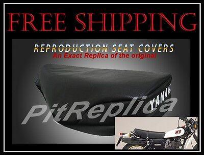 YAMAHA XT500 G/H 1980 - 1981 *SHORT SEAT TYPE* SEAT COVER [YPVLT]
