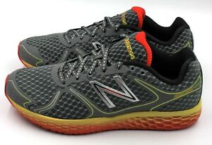 wholesale dealer b16ea 44930 Details about NEW BALANCE Fresh Foam 980 Men's Running Shoes - Gray/Fire  Red - NEW Authentic