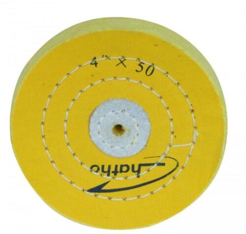 Proxxon Stoff-Polierschwabbel hart Ø 100 x 15 mm für PM 100