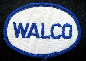 WALCO-ANIMAL-HEALTH-EMBROIDERED-SEW-ON-PATCH-FARM-ADVERTISING-2-1-2-034-x-1-3-4-034
