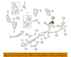 Wondrous Acura Honda Oem 07 13 Mdx 3 7L V6 Exhaust Heat Shield Right Wiring Database Wedabyuccorg