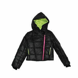 NWT-Kate-Mack-by-Biscotti-Girls-039-Hooded-Puffer-Jacket-Sizes-4-5-110