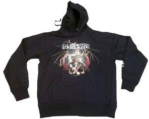 Bravado-OFFICIEL-Killswitch-Engage-diable-rock-star-Sweat-shirt-a-capuche-G-L