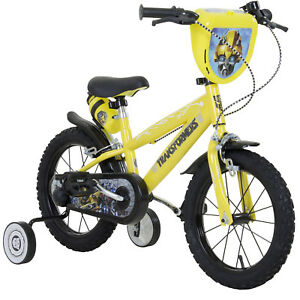 kinderfahrrad 14 zoll transformers kinderrad anf nger. Black Bedroom Furniture Sets. Home Design Ideas