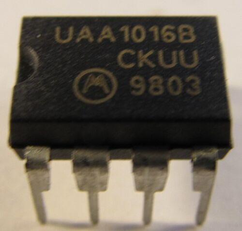 Zero Voltage Controller UAA1016B MOTOROLA  DIP8 A16//4604