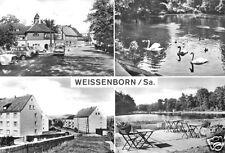 AK, Weissenborn Sa., vier Abb., 1979