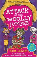Attack of the Woolly Jumper by Mark Lowery, New Book (Paperback, 2017)