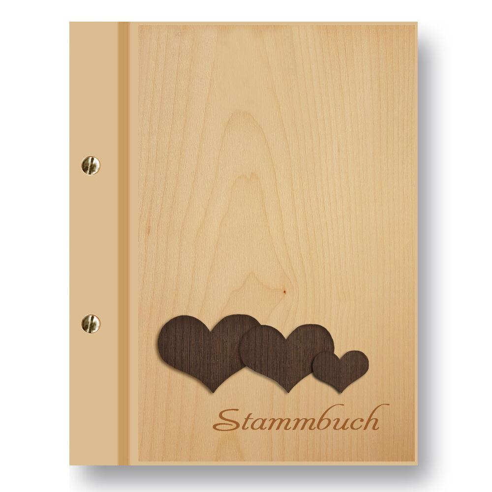 Stammbuch Arbol A4 ahorn ahorn ahorn Familienstammbuch Stammbuch der Familie Dokumente Holz | Der neueste Stil  | Moderate Kosten  | Sale  c6f39f