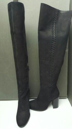 All Aubery Euro Cuisse Noir Uk Us Bottes Saints 6 8 39 Genou Bnwt Haute Chaussures wBSr4wqUx