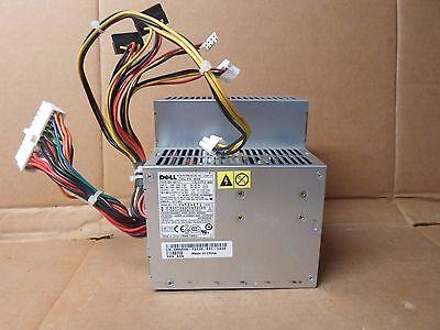 330 DELL OPTIPLEX 320 MH596,0NH429,U9087 POWER SUPPLY 360 GX620 Desktop F5114