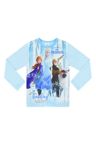Disney Frozen 2 Pyjamas  3 4 5 6 7 8 9 10 Years Olaf Anna Elsa Hans Sven