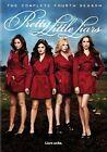 Pretty Little Liars The Complete Fourth Season 5 Discs (2014 DVD New)
