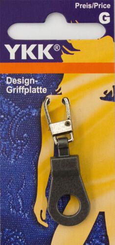 Ykk bajarías-Zipper diseño con mosquetón destripadora//zieher