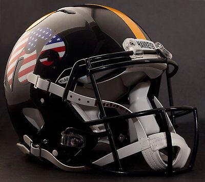 "IOWA HAWKEYES /""ANF/"" NCAA Riddell SPEED Full Size Replica Football Helmet"
