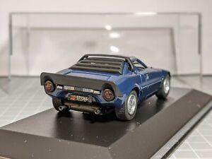 Lancia Stratos Blue 1/43 NOREV Rare
