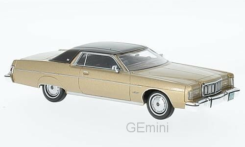 NEO 46950 - Mercury Marquis 2 portes hardtop doré brun - 1976    1 43