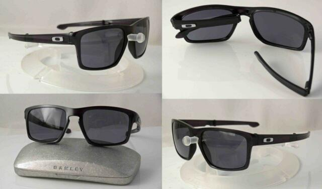 50b821963e Authentic Oakley Sunglasses OO 9246 9246 01 Black Dark Grey 57mm for ...