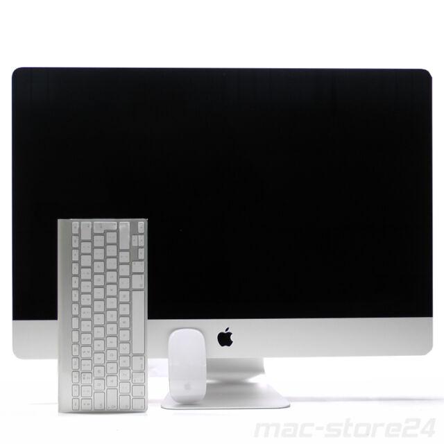 Apple iMac 21,5´´ I3 2x3,06Ghz 8GB 500GB Mitte 2010 Händler Rückgaberecht