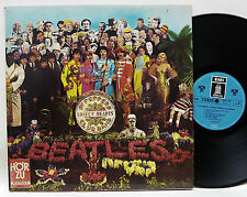 Beatles     Sgt. Peppers Lonely hearts club band       EMI  Odeon       NM  # 15
