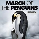 March of the Penguins [Original Score] by Alex Wurman (CD, Jul-2005, Milan)