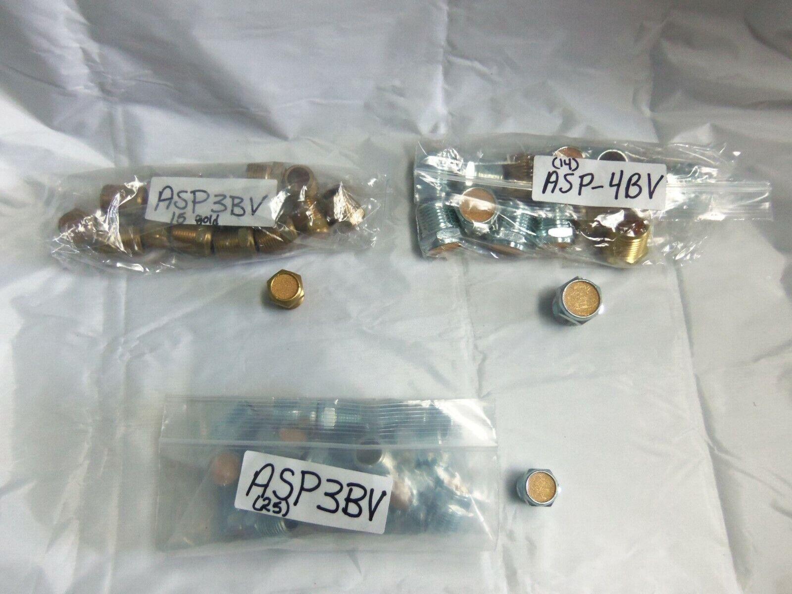 New Lot Arrow Pneumatics ASP-4BV +3BV Breather Vent
