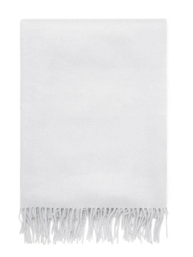 Amicale New York 100% Cachemir Tiro Paloma gris – Ret.  475 – Nuevo
