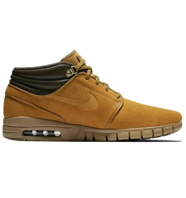 Size 10.5 - Nike SB Stefan Janoski Max Mid Premium Bronze for sale ...