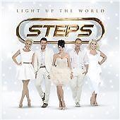 Steps - Light Up the World (2012)  CD  NEW  SPEEDYPOST