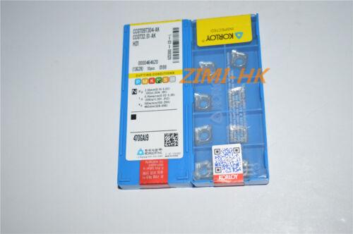 CCGT3 1-AK H01 Used for Aluminum 10pcs Superior quality CCGT09T304-AK H01 2.5