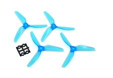 LUM6630 Lumenier 5x5x3 Butter Cutter Props (4) (Clear Blue)