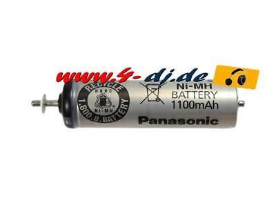 1100mAh Kapazität 1,2V NiMH Akku für Panasonic EW1211 Munddusche