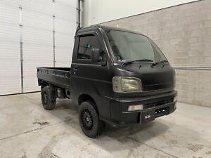 2002 Daihatsu Hijet Kei Truck - Mini Truck 4WD