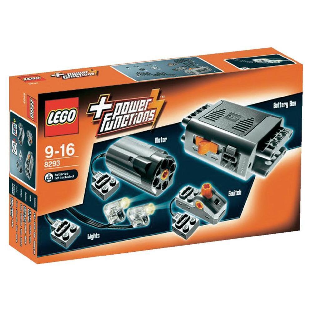 LEGO ® 8293 8293 8293 Power Functions Tuning-Set Moteur Nouveau neuf dans sa boîte. NEW En parfait état, dans sa boîte scellée Boîte d'origine jamais ouverte 437b33