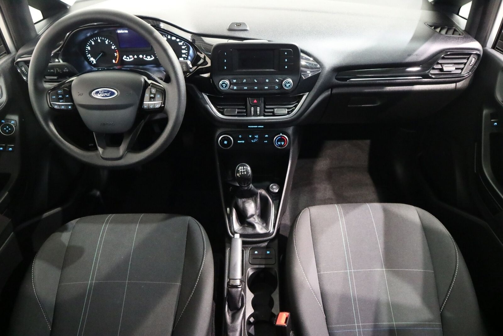 Ford Fiesta 1,1 Trend - billede 10