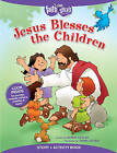 Jesus Blesses the Children Story + Activity Book by Karen Cooley (Paperback / softback, 2015)