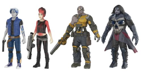 """Ready Player One /""""Parzival//ART3MIS//AECH//I-Rok/"""" 4-Pack Action Figure Set"""