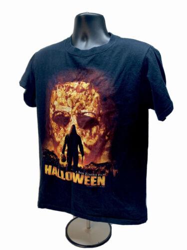 2007 Promo Rob Zombie Halloween T Shirt Anvil Size