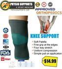 ISO Approved KNEE SUPPORT | Brace Sports Injury Pain Arthritis Relief Guard GYM