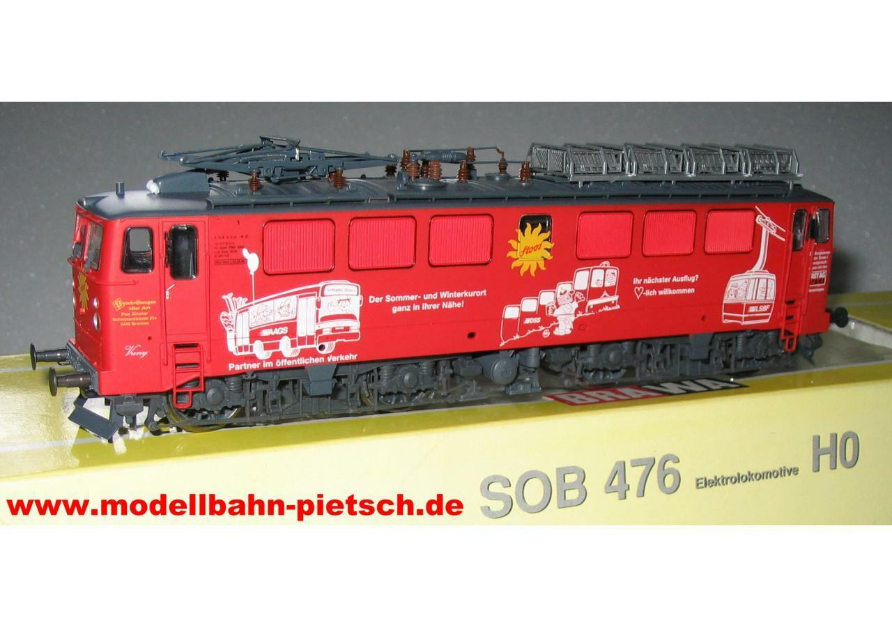 BRAWA 0205 lokoop AG AG AG BR 477 910-4 sob, NUOVO 198d1a