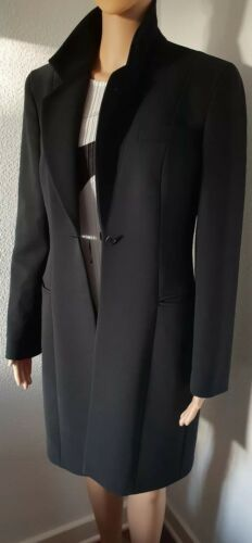 Size Coat 42 Georgio Milano Black Armani wpaqnxEOtS